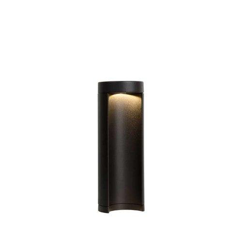 Lucide COMBO - Pedestal lamp Outdoor - Ø 9 cm - LED - 1x7W 3000K - IP54 - Black - 27874/25/30
