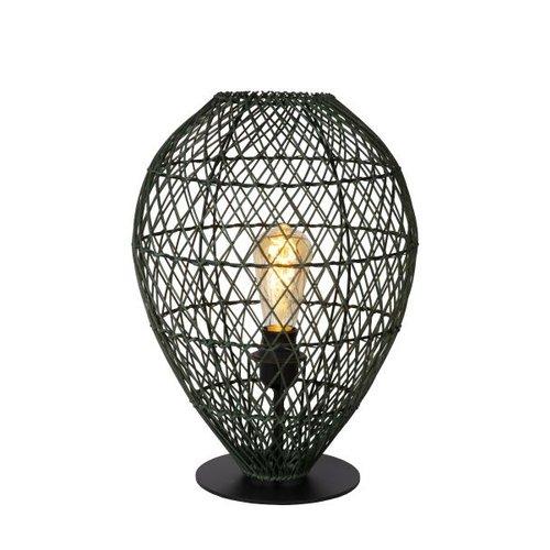 Lucide KENJIRO - Table lamp - Ø 40 cm - 1xE27 - Green - 03539/01/33