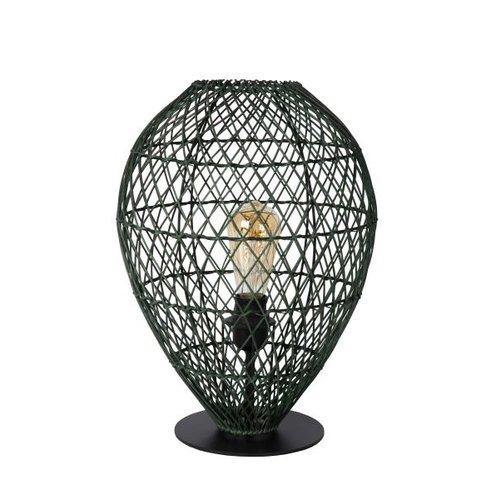 Lucide KENJIRO - Tafellamp - Ø 40 cm - 1xE27 - Groen - 03539/01/33