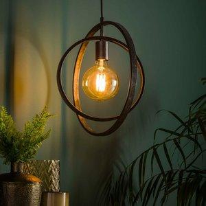 LioLights Hanglamp 1L Turn around