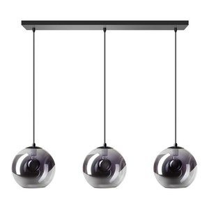 ETH Hanging lamp Orb - 3 lights - black - 05-HL4269-3036