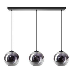 ETH Hanglamp Orb - 3 lichts - zwart - 05-HL4269-3036