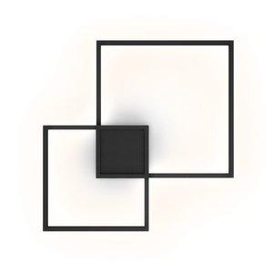 Wever & Ducré Venn 1.0 LED zwart 2700°K
