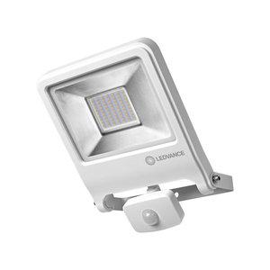 OSRAM Endura LED spotlight 50-500W white + sensor