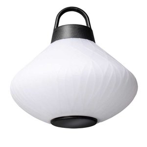 ETH Joey Curved LED Outdoor hanging lamp white with BT speaker 05-9709-31