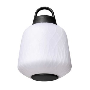 ETH Joey Straight LED Outdoor hanging lamp white with BT speaker 05-9710-31