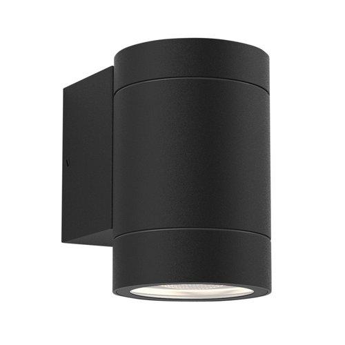 Astro Wall lamp Dartmouth Single LED Black IP54