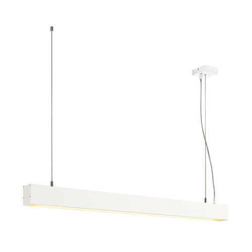 Hanglamp 1m LED Glenos wit 1001404