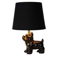 EXTRAVAGANZA SIR WINSTON - Table lamp - 1xE14 - Black - 13533/81/30