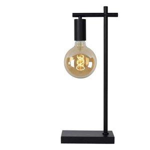 Lucide LEANNE - Table lamp - 1xE27 - Black - 21521/01/30