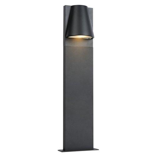 Lucide LIAM - Sokkellamp Buiten - 1xGU10 - IP44 - Antraciet - 29898/80/29