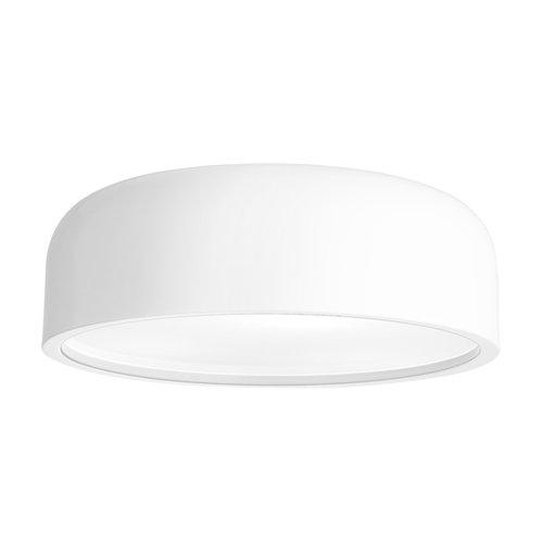 Nova Luce Plafonnier Perleto blanc Ø 48 x 15 cm
