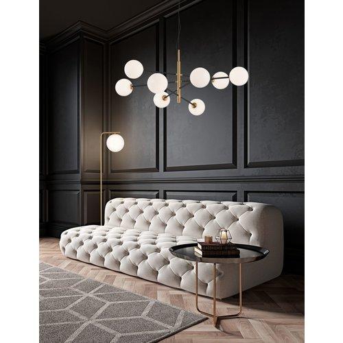 Nova Luce Hanglamp Vitra goud 120 x 103 x 130 cm