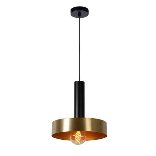 Lucide GIADA - Hanging lamp - Ø 30 cm - 1xE27 - Matt Gold / Brass - 30472/30/02