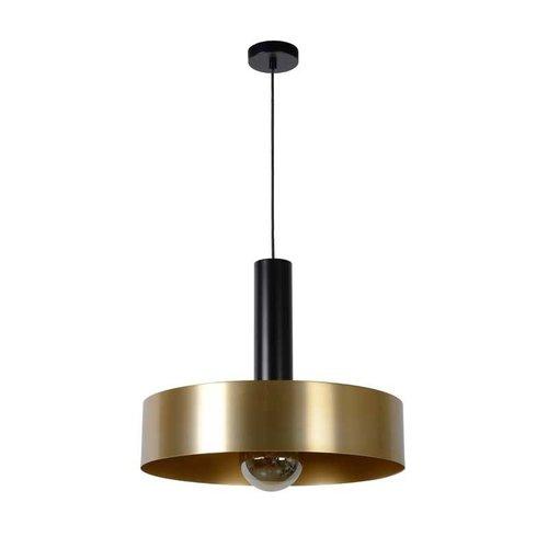 Lucide GIADA - Hanging lamp - Ø 50 cm - 1xE27 - Matt Gold / Brass - 30472/50/02