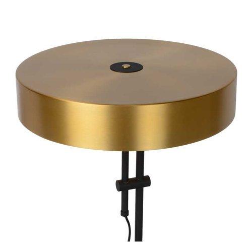 Lucide GIADA - Table lamp - Ø 40 cm - 2xE27 - Matt Gold / Brass - 30570/02/02