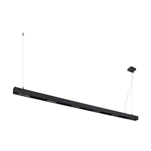 Q-Line PD, 2 m Zwart LED Hanglamp