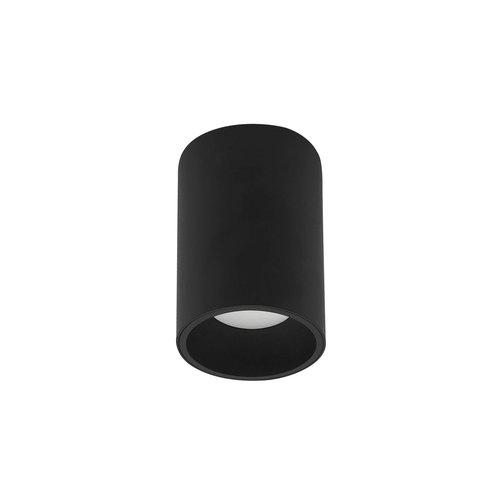 Nova Luce NED opbouwspot 1L - zwart - GU10