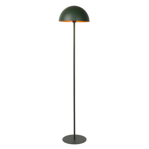 SIEMON - Vloerlamp - Ø 35 cm - 1xE27 - Groen - 45796/01/33