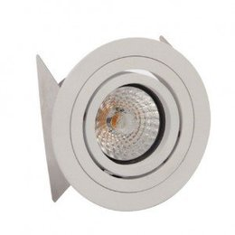 PSM Lighting LED inbouwspot richtbaar NOVA 555.10011.14.ww