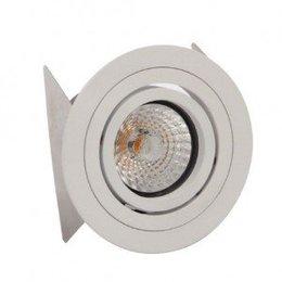 PSM Lighting Spot encastrable LED réglables 555.10011.14.ww NOVA