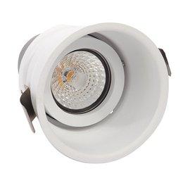 PSM Lighting Spot encastrable LED fixe 555.10016.14.ww NOVA