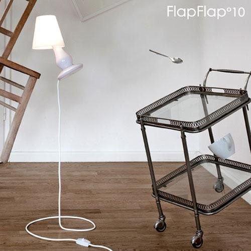 NEXT FlapFlap°10 LED staanlamp 1015-00-0101