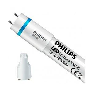 Philips MASTER HO neutral white LED TUBE LAMP 60CM 8W 8718696697498