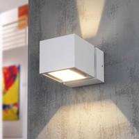 modern white LED wall luminaire IP54 BFELD