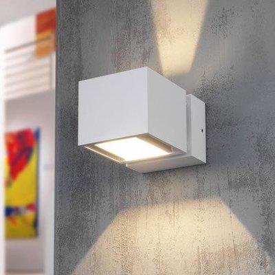 modern wit LED wandarmatuur IP54 BFELD