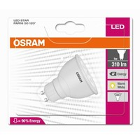 STAR 5-50W GU10 LED WARM WHITE 120 °