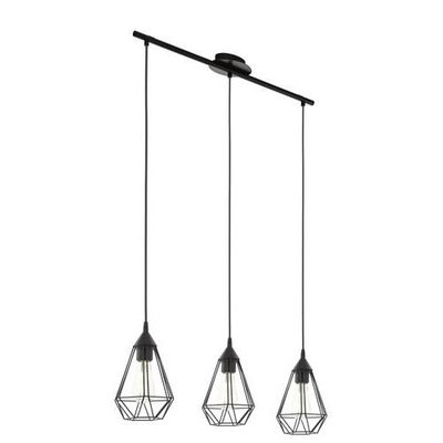 EGLO Vintage hanglamp TARBES 94189