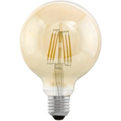 EGLO Retro Filament E27 LED bulb G95 4W 11522