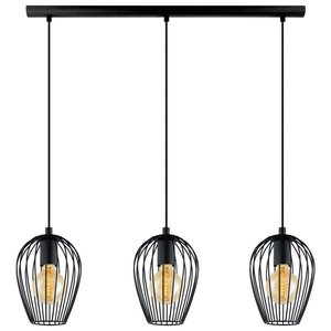 EGLO Vintage hanging lamp NEWTOWN 49478
