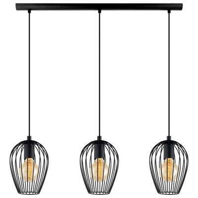 EGLO Vintage hanglamp NEWTOWN 49478