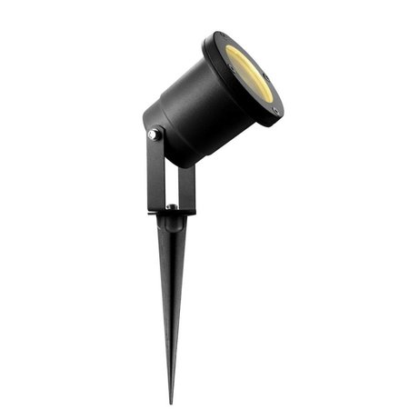 LED ground spot with groundpin Seemee