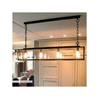 Prachtige bronzen hanglamp VIT004600