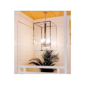 Authentage verlichting Exclusive Chrome hanging lamp VIP204645