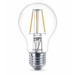 Philips E27 Retro Classique A60 Filament LED 4W blanc chaud