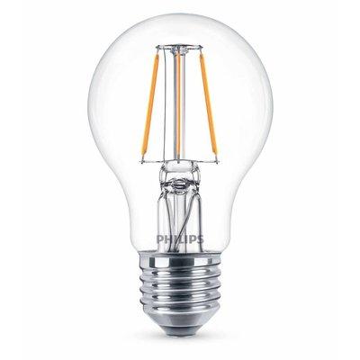 Philips E27 Retro Filament LED Classic A60 warm wit 6W DIM