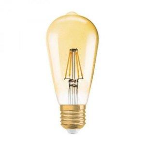OSRAM LED Vintage Style 1906 ST64 E27 410LM 4W blanc chaud