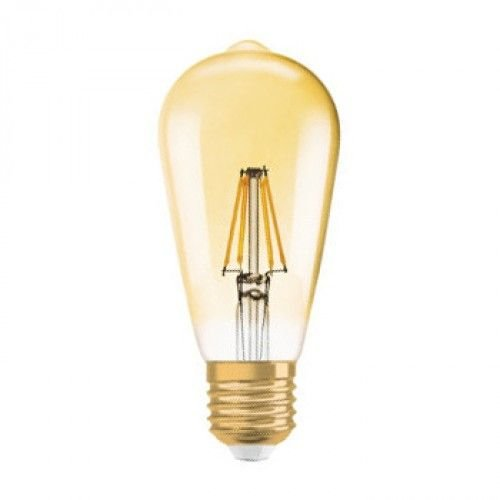 OSRAM LED Vintage Style 1906 ST64 E27 410Lm 4W warm white