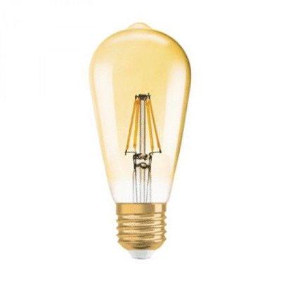 OSRAM LED Vintage Style 1906 ST64 E27 7W 710Lm blanc chaud DIM