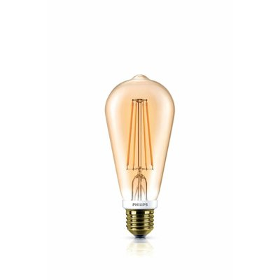 Philips LED Vintage Style ST64 E27 630lm 7W extra warm white DIM 57.5734 million