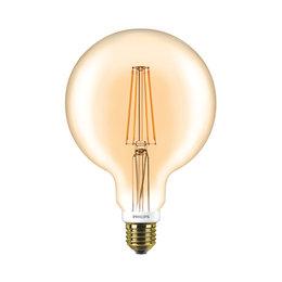 Philips LED Globe style vintage G120 E27 630lm 7W DIM blanc chaud 57577200