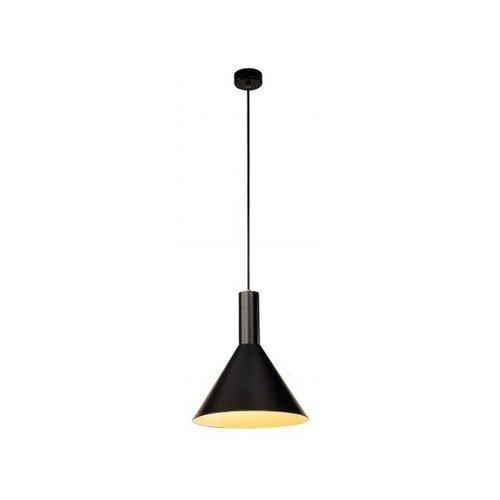 Hanglamp Phelia M Zwart / Goud 1002949