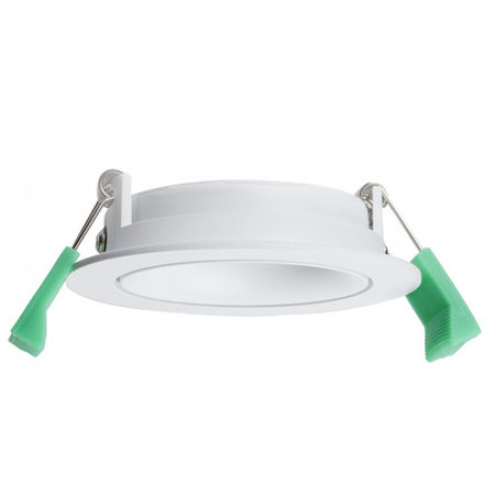 LioLights LED dimmable recessed spot Bloss 85 white