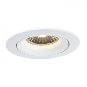 LioLights Dimmable LED Recessed Bloss 105 white
