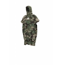 Billabong Billabong Boys Hoodie Towel Camo