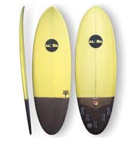 "Aloha Aloha Hamster 5.9"" XF FCS Surfboard"